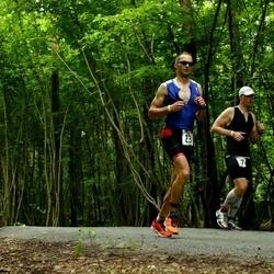 Triathlon Estonia - Aarne Vasarik (7), Pekka Tallgren (23)