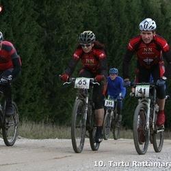 10. Tartu Rattamaraton - Karlis Smilktens (41), Anda Savlenko (65), Vytautas Kisielius (395), Tiit Arus (573), Indrek Sauga (723)