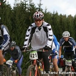10. Tartu Rattamaraton - Siim Suursild (1188), Ahti Vainura (1421), Agu Lehemaa (2071), Tarmo Tamberg (2536)