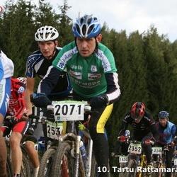 10. Tartu Rattamaraton - Uuno Kookmaa (981), Agu Lehemaa (2071), Pavel Ivanovsky (2352)