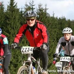 10. Tartu Rattamaraton - Sandris Kaparkalejs (2234), Rait Valksaare (2410), Arris Aasmäe (2453)