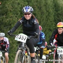 10. Tartu Rattamaraton - Anneli Tammiksalu (2357), Enn Jõesaar (2665)