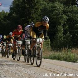 10. Tartu Rattamaraton - Alges Maasikmets (2), Caspar Austa (4), Helmet Tamkõrv (6), Martin Loo (9), Priit Tuisk (177)