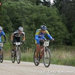 10. Tartu Rattamaraton - Aivars Bogdanovs (92), Aivar Ridamäe (128), Kaupo Raag (201), Artur Schotter (226)