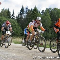 10. Tartu Rattamaraton - Andre Pukk (171), Janek Järva (329)