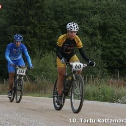 10. Tartu Rattamaraton - Sinne Sõmmer (60), Allan Mägi (167), Taikki Tillemann (586)