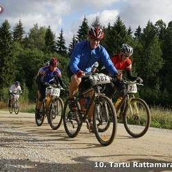 10. Tartu Rattamaraton - Jori Ala-Jyrä (222), Boris Lapidus (332), Erko Karo (382)