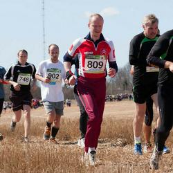 84. Suurjooks ümber Viljandi järve - Vambo Plaks (748), Margus Andresson (809), Aron Mitt (869), Janis Lizanders (902)