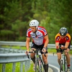 Triathlon Estonia - Alvis Krilovskis (24), Dmitry Parygin (44)