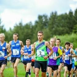 45. jooks ümber Ülemiste järve - Rauno Laumets (2)