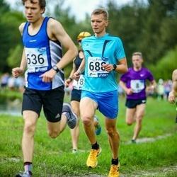 45. jooks ümber Ülemiste järve - Rauno Miljand (688)