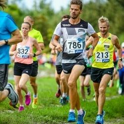 45. jooks ümber Ülemiste järve - Sulo Savolainen (786)