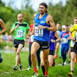 45. jooks ümber Ülemiste järve - Ahto Tatter (331)