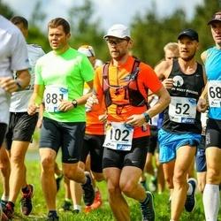 45. jooks ümber Ülemiste järve - Antti Asi (102), Kaarel Karu (881)