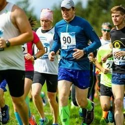 45. jooks ümber Ülemiste järve - Ilmar Koolmeister (90)