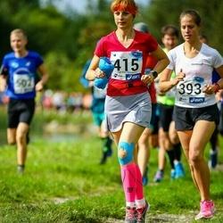 45. jooks ümber Ülemiste järve - Veronika Kossar (415)