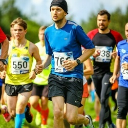 45. jooks ümber Ülemiste järve - Mart Roosimägi (766)