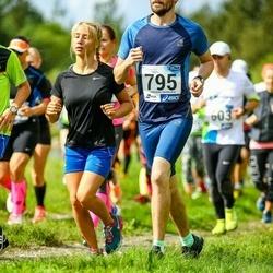 45. jooks ümber Ülemiste järve - Annes Silde (795)