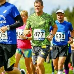45. jooks ümber Ülemiste järve - Aivar Köök (877)