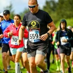 45. jooks ümber Ülemiste järve - Kristjan Jegorov (559)