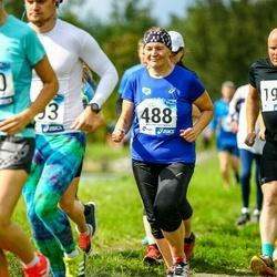 45. jooks ümber Ülemiste järve - Marika Müür (488)