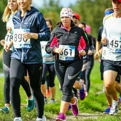 45. jooks ümber Ülemiste järve - Tiina Juhani (561)