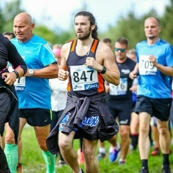 45. jooks ümber Ülemiste järve - Tanel Uuselu (847)