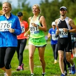45. jooks ümber Ülemiste järve - Kätlin Nüünimäe (897)