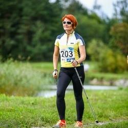 45. jooks ümber Ülemiste järve - Anne Küüsmaa (203)