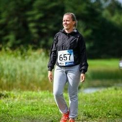 45. jooks ümber Ülemiste järve - Kati Lilienthal (657)