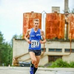 45. jooks ümber Ülemiste järve - Raido Mitt (211)