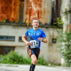 45. jooks ümber Ülemiste järve - Ain Kilk (214)