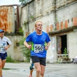 45. jooks ümber Ülemiste järve - Thomas Jelly (560)