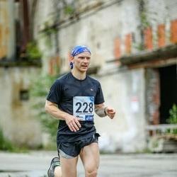 45. jooks ümber Ülemiste järve - Madis Kuznetsov (228)