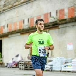 45. jooks ümber Ülemiste järve - Roman Dranov (528)