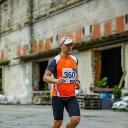 45. jooks ümber Ülemiste järve - Andero Arak (360)