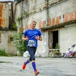 45. jooks ümber Ülemiste järve - Aiko Aigro (244)
