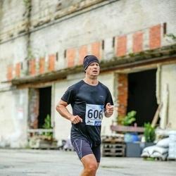 45. jooks ümber Ülemiste järve - Andres Krull (606)