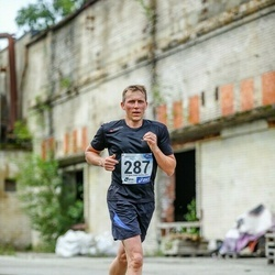 45. jooks ümber Ülemiste järve - Allan Lahe (287)