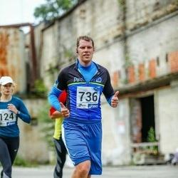 45. jooks ümber Ülemiste järve - Raido Pomerants (736)