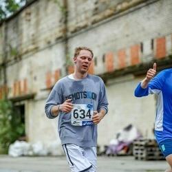 45. jooks ümber Ülemiste järve - Alo Landberg (634)