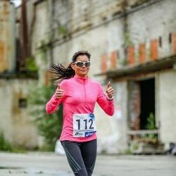 45. jooks ümber Ülemiste järve - Kaili Vainumaa (112)