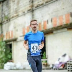 45. jooks ümber Ülemiste järve - Marek Ross (410)