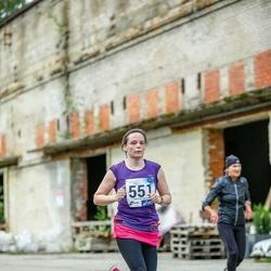45. jooks ümber Ülemiste järve - Kersti Hiiemaa (551)