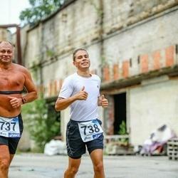 45. jooks ümber Ülemiste järve - Juri Ponomarenko (738)
