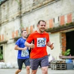 45. jooks ümber Ülemiste järve - Tiit Hallas (545)