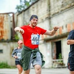 45. jooks ümber Ülemiste järve - Jevgeni Aleksejev (468)