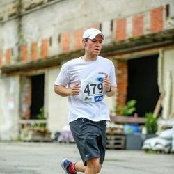 45. jooks ümber Ülemiste järve - Anton Merits (479)