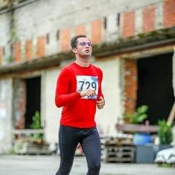 45. jooks ümber Ülemiste järve - Artur Palm (729)
