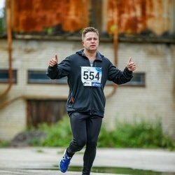 45. jooks ümber Ülemiste järve - Sergei Istomin (554)